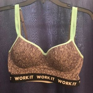Other - CMX double band sports bra
